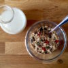 Müsli, bircher müsli, müsli rezept, müsli selber machen, frühstück, gesundes frühstück, gesundes frühstück rezepte, gesundes essen, zum Frühstück, gesund frühstücken, frühstücksideen, rezept frühstück, frühstück rezepte