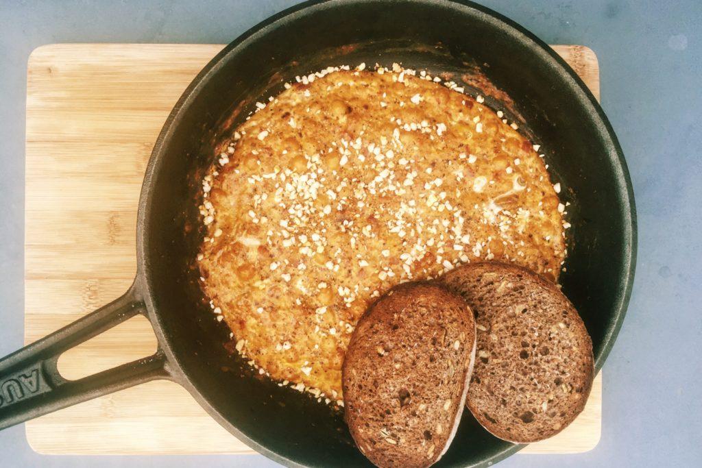 rezept kichererbsen, rezepte kichererbsen, omelett zubereiten, omelett mit gemüse, rezept omlett, omlett rezept, gesundes frühstück