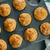 Gesundes Frühstück, gesund frühstücken, Frühstück Rezepte, Muffins Rezept, Muffins Grundrezept Mais, Muffins herzhaft