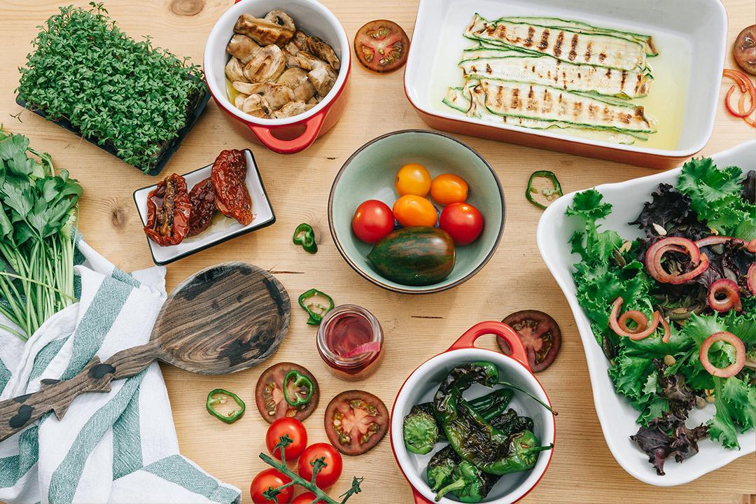 Die Salatformel Rezepte Und Ideen Für Mehr Abwechslung Im Salat