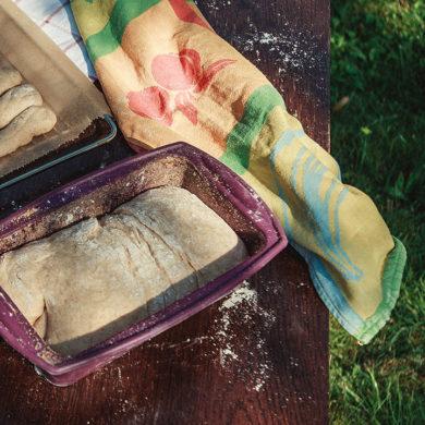 Gesundes Frühstück, gesund frühstücken, Frühstück Rezept, Brot selber machen, Brot Rezept, Vollkorn Brot, Brot backen Rezept