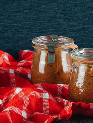 Gesundes Frühstück, gesund frühstücken, Frühstück Rezept, Apfelmus selber machen, Rezept für Apfelmus, Brotaufstriche selber machen
