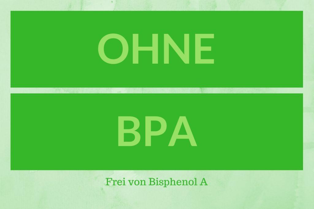 BPA frei, BPA Free, BPA freie trinkflasche