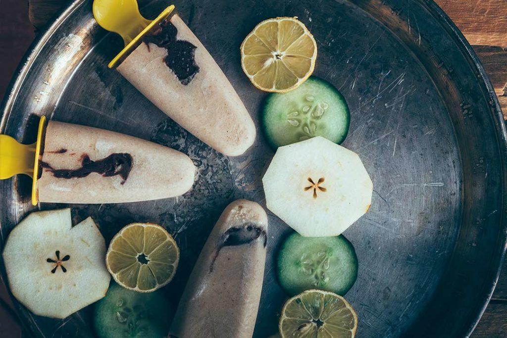 Eis, Smoothie Rezepte, smoothie rezept obst, Smoothie bowl, einfache smoothies, frühstück, rezepte frühstück, frühstücksrezept, frühstücksidee, gesund frühstücken