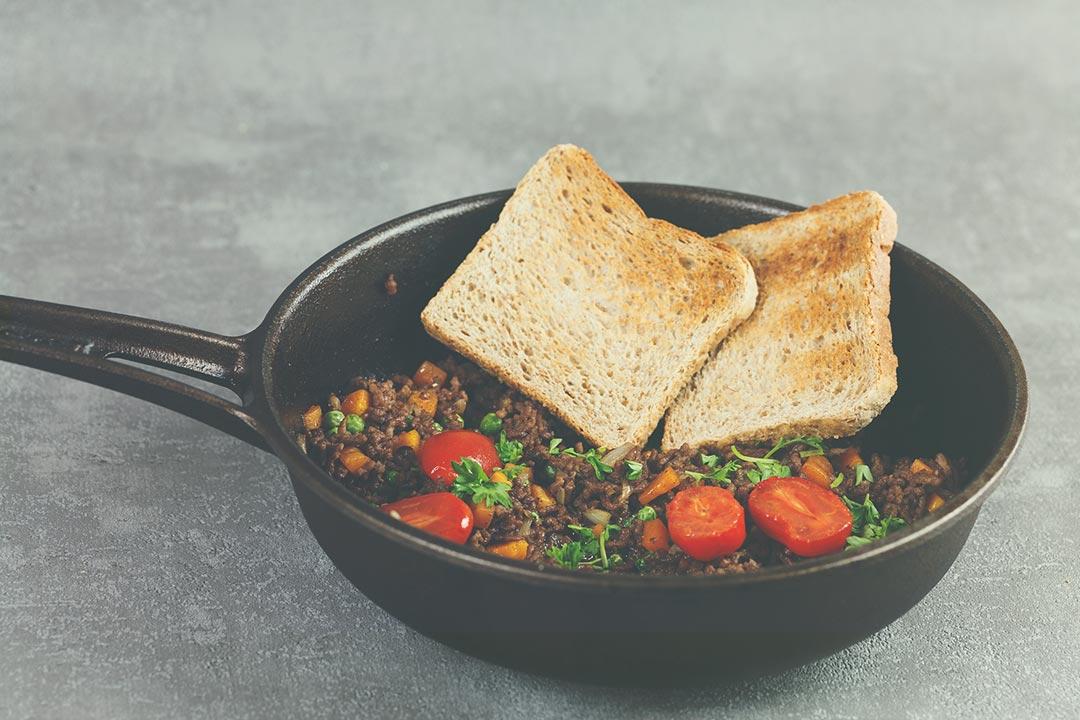 Savoury Mince, Rezept Hackfleisch, rezepte Hackfleisch, rezepte, rezepte mit hackfleisch, frühstück rezepte, frühstücken, low carb, glutenfrei, low carb frühstück