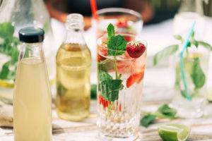 limonade selber machen, limonade rezept, ingwer limonade, selbstgemachte limonade, limonade selbst machen, limetten limonade, sirup