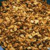 granola rezept, granola müsli, granola selber machen, knuspermüsli, knuspermüsli selber machen, granola mit kokosöl