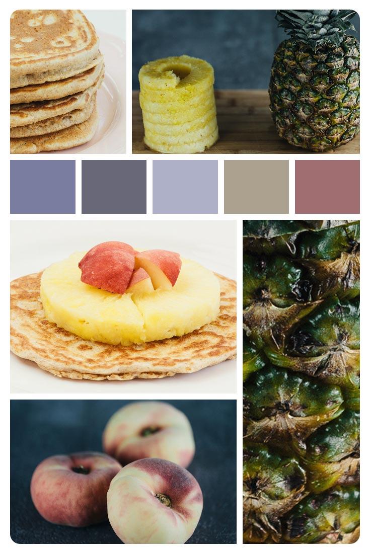 ananas pflanze, ananas gesund, ananas, ananas rezept, pancakes rezept, pfannkuchen, pancake, rezept pancakes original, pancakes rezept einfach, pancakes rezept gesund, gesunde pancakes