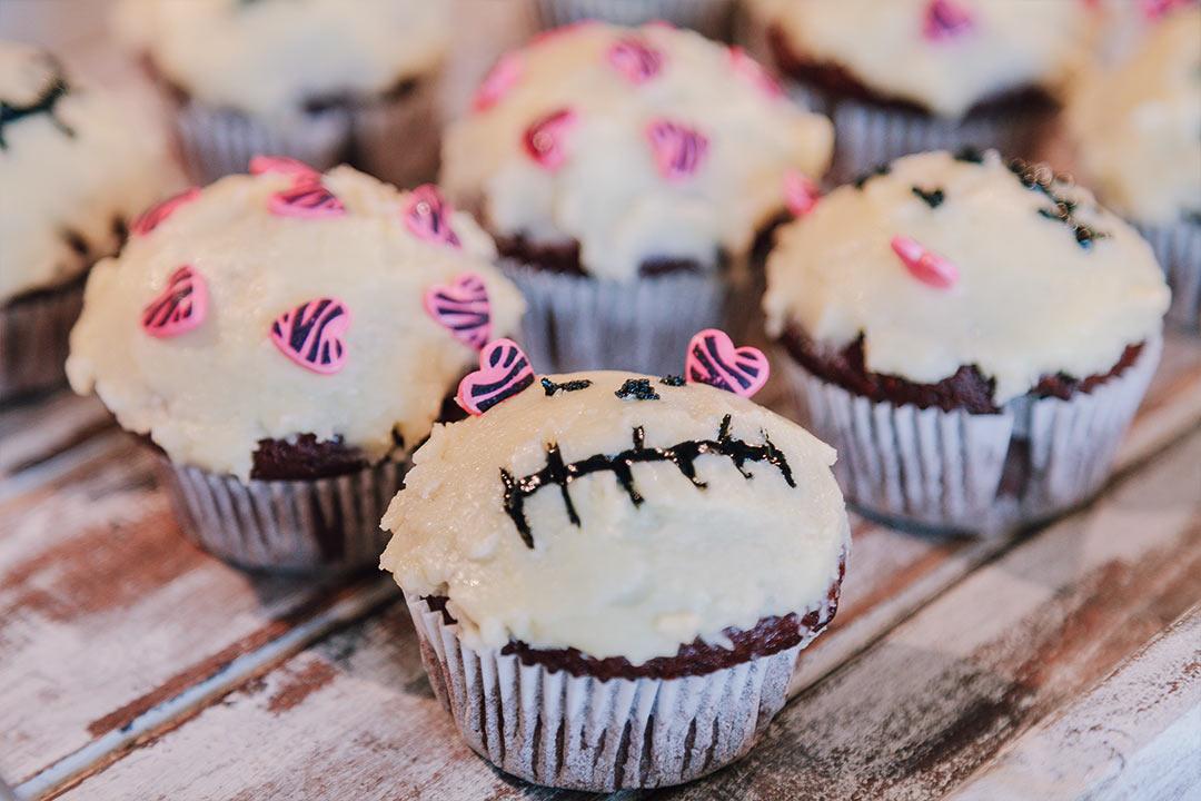 Kürbis halloween, halloween rezepte, muffins halloween, halloween essen, halloween backen, halloween frühstück, frühstück, halloween dessert