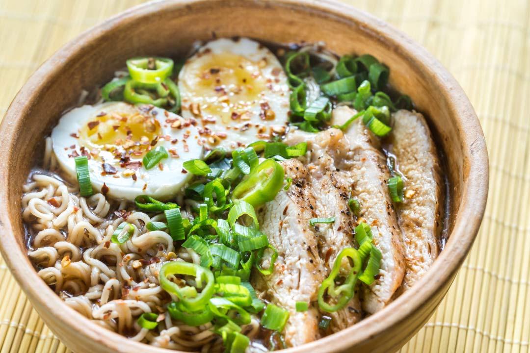 Singapur, miso paste, miso suppe, miso, rührei gewürz, rührei variationen, rührei speck, rührei schinken