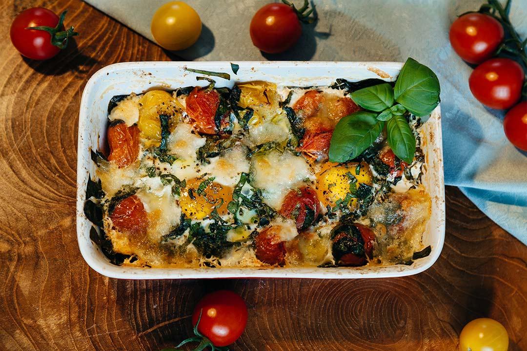 Low carb fr hst ck rezept f r italienisch inspirierte - Eier weich kochen minuten ...