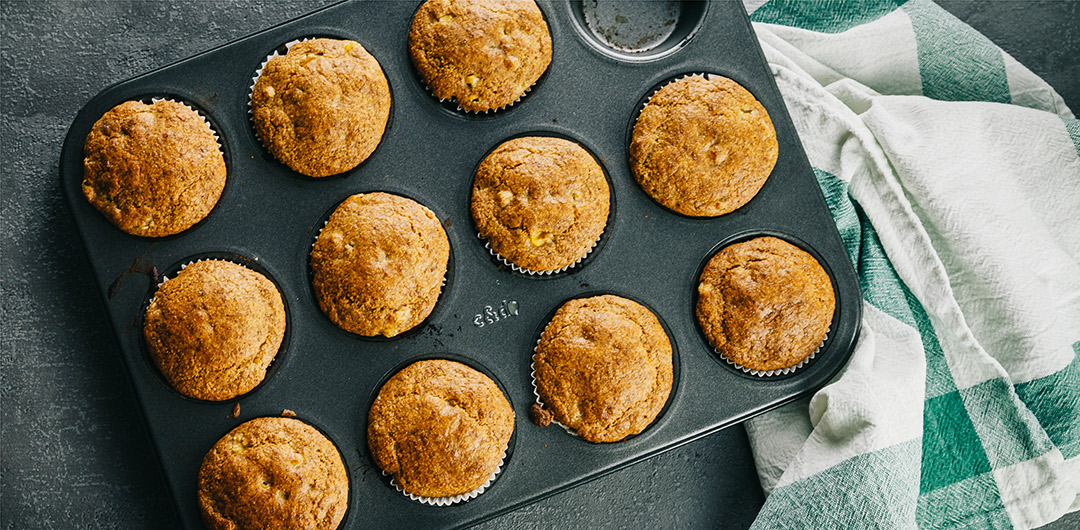 Hash muffin rezept
