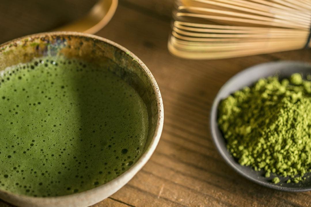 Matcha Superfood Mit Superpower Oder Einfach Nur Schön Grün