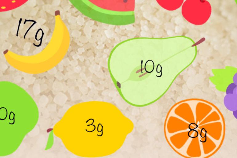ohne zucker, wieviel, kalorien zucker, brauner zucker, honig zucker, milch und zucker, zu viel zucker, obst gemüse, obst und gemüse, obst kalorien, obst zucker, abnehmen obst, apfel, früchte,