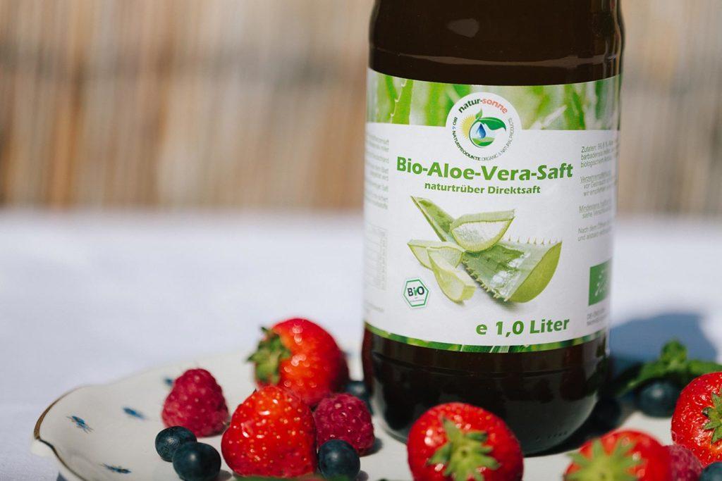 Aloe vera Saft Wirkung, Aloe-vera-saft, aloe vera saft Inhaltsstoffe