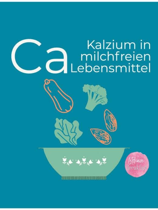 Kalziumhaltige Lebensmittel