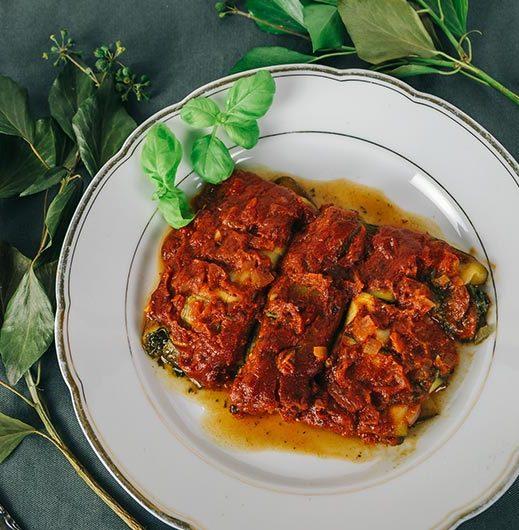 Leicht gemacht, köstlich und vegan: Rezepte mit Zucchini für jedermann