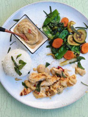 Asiatisches Rezept, authentisch, köstlich und kinderleicht