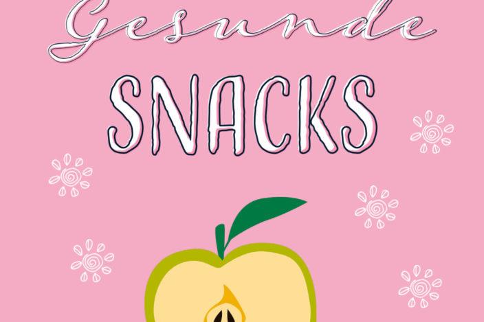 10 Gesunde Snacks