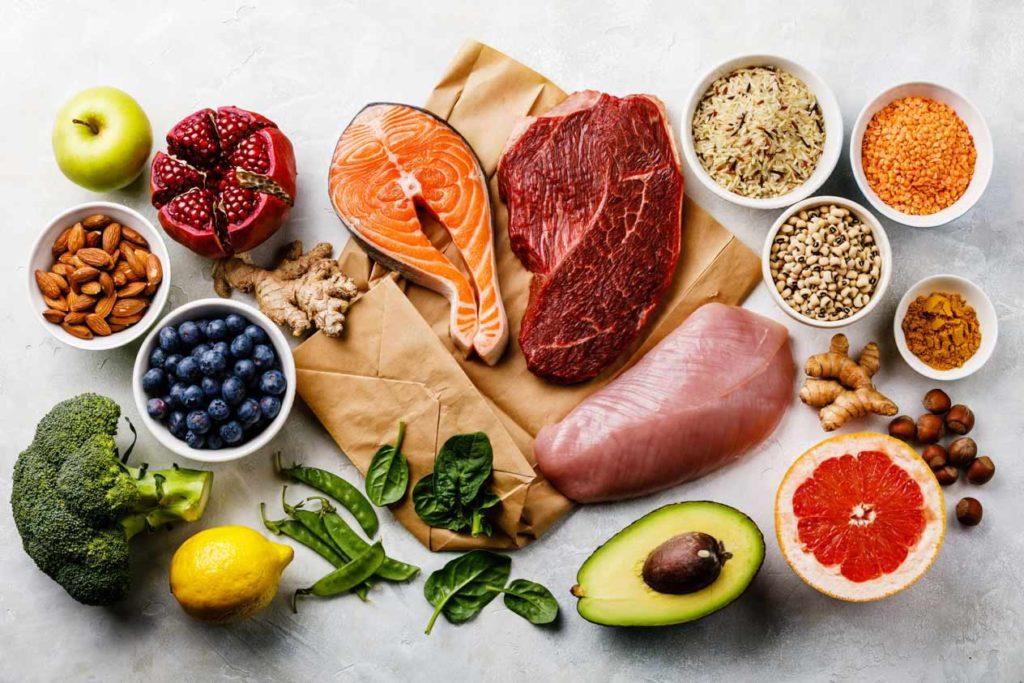 Ausgewogene Ernährung ist der beste Weg seinen Eisenbedarf auf natürliche Weise zu decken