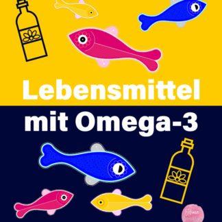 Lebensmittel mit Omega 3