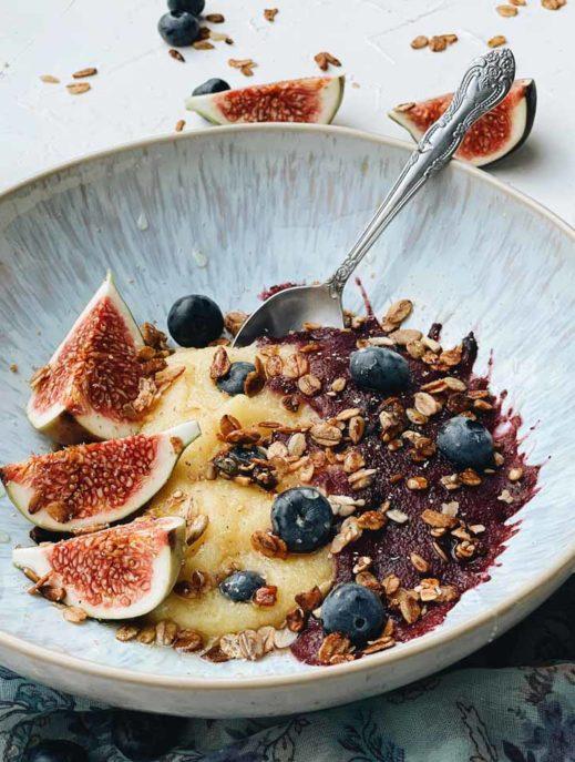 Maisgrieß: Glutenfrei, lecker und mal etwas anderes